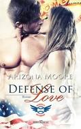 Arizona Moore: Defense of Love