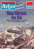 H. G. Ewers: Atlan 182: Das Wrack im Eis ★★★★
