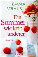 Emma Straub: Ein Sommer wie kein anderer ★★★