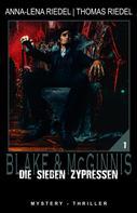 Thomas Riedel: Die sieben Zypressen