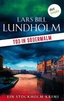 Lars Bill Lundholm: Tod in Södermalm: Der zweite Fall für Kommissar Hake ★★★★