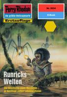 Ernst Vlcek: Perry Rhodan 2034: Runricks Welten ★★★★★