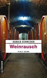 Weinrausch - Palzkis elfter Fall