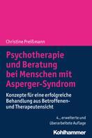 Christine Preißmann: Psychotherapie und Beratung bei Menschen mit Asperger-Syndrom ★★★