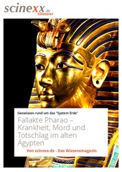 Fallakte Pharao - Krankheit, Mord und Totschlag im alten Ägypten