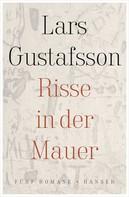 Lars Gustafsson: Risse in der Mauer ★