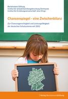 Institut für Erziehungswissenschaft Jena: Chancenspiegel – eine Zwischenbilanz