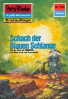 Robert Feldhoff: Perry Rhodan 1635: Schach der Blauen Schlange ★★★★★
