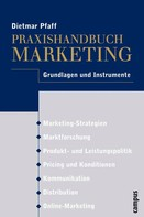 Dietmar Pfaff: Praxishandbuch Marketing ★★★