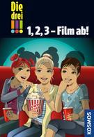 Henriette Wich: Die drei !!!, 1, 2, 3 - Film ab! (drei Ausrufezeichen) ★★★★★