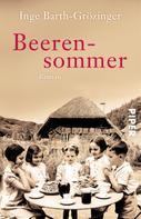 Inge Barth-Grözinger: Beerensommer ★★★★