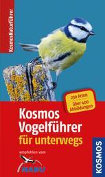 Kosmos-Vogelführer für unterwegs