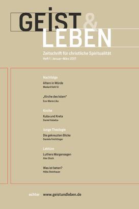 Geist & Leben 1/2017