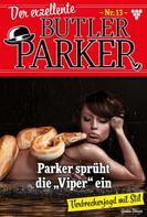 Günter Dönges: Der exzellente Butler Parker 13 – Kriminalroman ★★★★