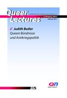 Judith Butler: Queere Bündnisse und Antikriegspolitik ★