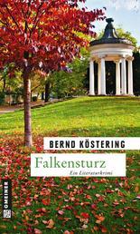 Falkensturz - Ein Offenbach-Krimi