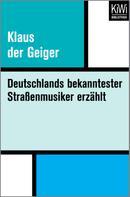 Klaus Wrochem: Klaus der Geiger