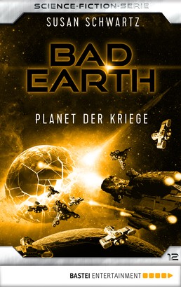 Bad Earth 12 - Science-Fiction-Serie