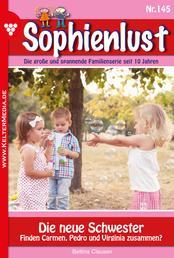 Sophienlust 145 – Familienroman - Die neue Schwester