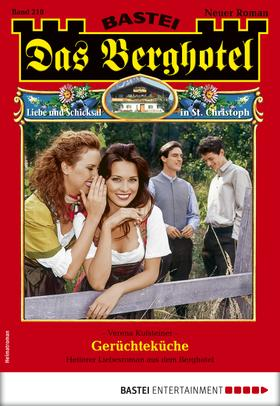 Das Berghotel 218 - Heimatroman