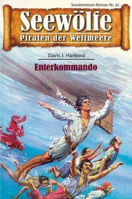 Seewölfe - Piraten der Weltmeere 32