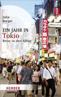 Julia Berger: Ein Jahr in Tokio ★★★★