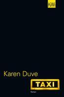 Karen Duve: Taxi ★★★★