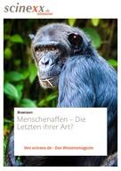 Kerstin Schmidt-Denter: Menschenaffen