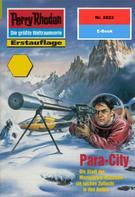 H.G. Francis: Perry Rhodan 2022: Para-City ★★★★