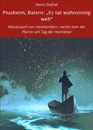 """Heinz Duthel: """"Es tat wahnsinnig weh"""""""