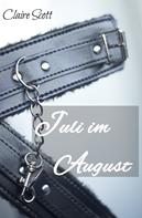 Claire Scott: Juli im August ★★★★