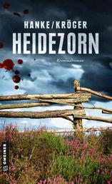 Heidezorn - Kriminalroman
