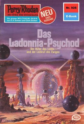 Perry Rhodan 926: Das Ladonnia-Psychod