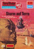 Ernst Vlcek: Perry Rhodan 879: Sturm auf Terra ★★★★★