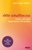Josef Giger-Bütler: »Wir schaffen es« ★★★★