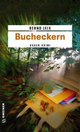 Bucheckern - Oskar Lindts erster Fall