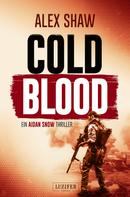 Alex Shaw: COLD BLOOD ★★★