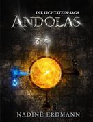 Nadine Erdmann: Die Lichtstein-Saga 2: Andolas ★★★★★