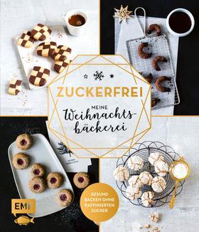 Zuckerfrei – Meine Weihnachtsbäckerei