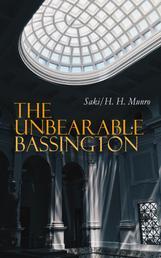 The Unbearable Bassington - Historical Novel