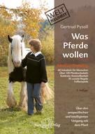 Gertrud Pysall: Was Pferde wollen ★★★★★