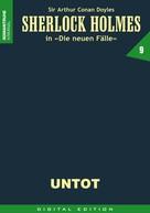 G. Arentzen: SHERLOCK HOLMES 9