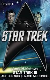 Star Trek III: Auf der Suche nach Mr. Spock - Roman