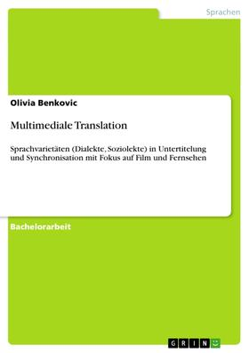 Multimediale Translation