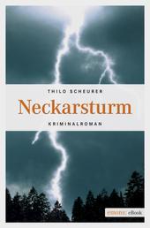 Neckarsturm - Kriminalroman