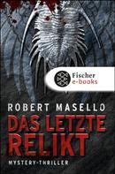 Robert Masello: Das letzte Relikt ★★★★