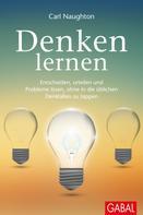 Carl Naughton: Denken lernen ★★★★★