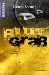 BlutGrab - Ein Krimi aus Wuppertal
