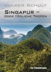 Singapur – oder tödliche Tropen - Ein Kolonialroman