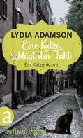 Lydia Adamson: Eine Katze schlägt den Takt ★★★★